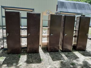 5 upright shop lockers for Sale in Dixon, MO