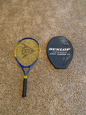 DUNLOP TENNIS RACKET (BARELY USED!!) for Sale in Mesa, AZ
