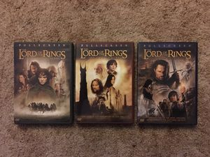 The Lord Of The Rings Collection. for Sale in Harrisonburg, VA
