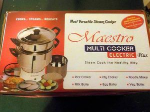 Maestro Multi Cooker Electric for Sale in Atlanta, GA
