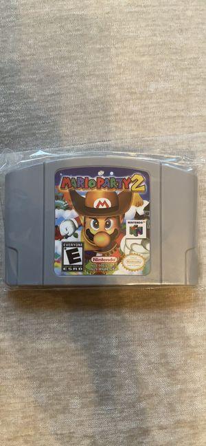 Mario Party 2 for Sale in Alpharetta, GA