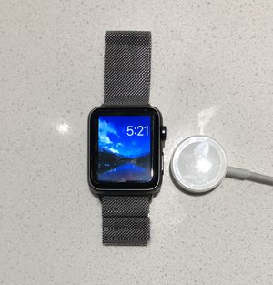 Apple Watch 42mm 1st Generation for Sale in Chicago, IL