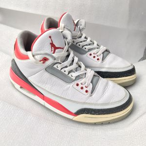 Air Jordan 3 size 11 Fire Red 3s for Sale in Atlanta, GA