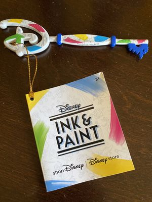 Disney Ink & Paint Key UK release for Sale in Fontana, CA