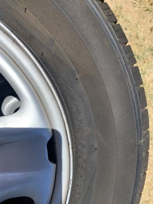 Tires and rims for Sale in Fort McDowell, AZ