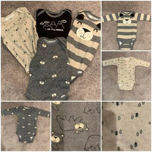 4 Piece Gerber Onesies for Sale in Rockland, MA