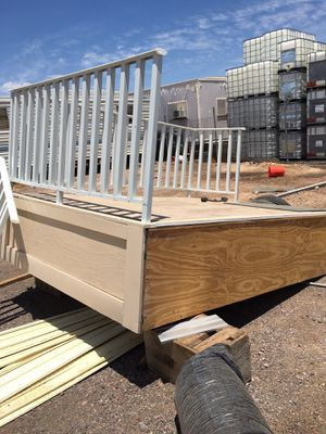 Free standing Deck for Sale in Apache Junction, AZ