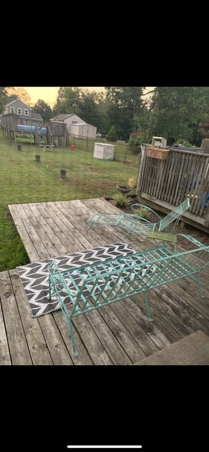 Outdoor furniture for Sale in Delaware City, DE