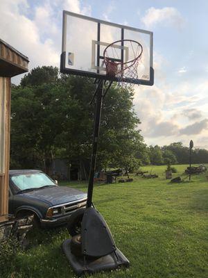 Spalding basketball hoop for Sale in Rosenberg, TX