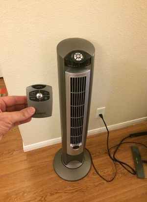 Remote Controlled Tower Fan for Sale in San Diego, CA