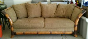 Beautiful Schnadig Bamboo Sofa for Sale in Chandler, AZ