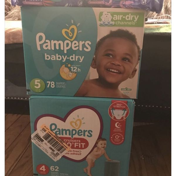 Pampers Mix
