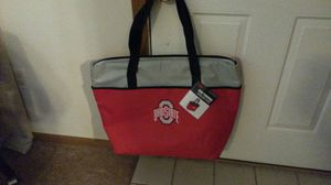 Large Ohio State Cooler Bag Nice Brand New!!! for Sale in Columbus, OH