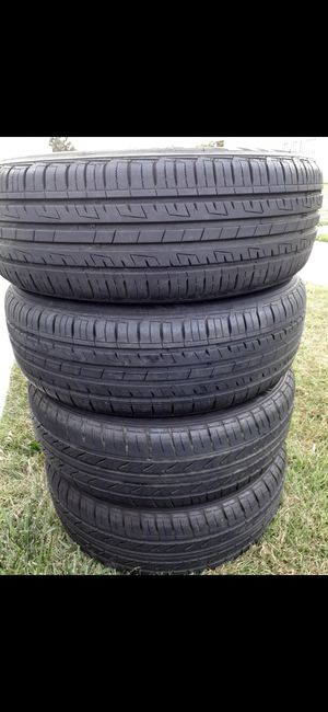 185/65 R15 Like new tires 95%life for Sale in Long Beach, CA