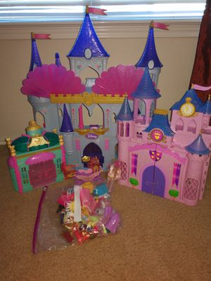 Disney princess castles for Sale in Richmond, TX