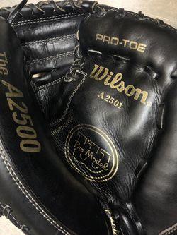 Wilson A-2501 Baseball Catchers Mitt for Sale in Mukilteo,  WA