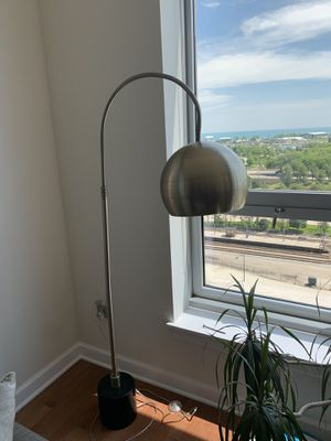 Bronze Arc Floor Lamp for Sale in Chicago, IL