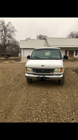 Van E-250 2002 for Sale in Dallas, TX