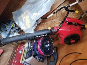 All for 100, Sawzall, portable vacuum, circular saw(No battery), stapler gun, gas blower, cut off tool, grinder for Sale in Lakeside, CA