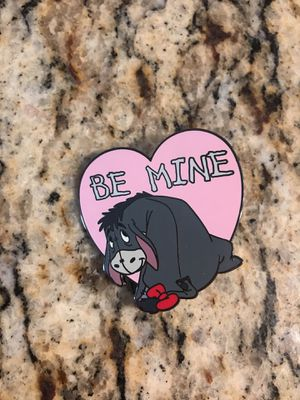 Pin 28252 Disney Auctions (P.I.N.S.) - Valentine Eeyore (Be Mine) for Sale in Phoenix, AZ