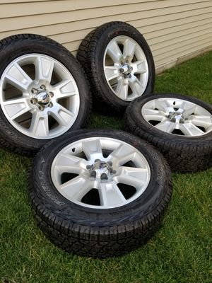 """20"""" Ford F150 Wheels & Pirelli Tires for Sale in Chicago, IL"""