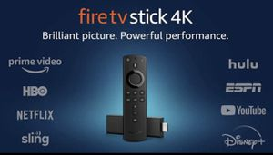 Fire TV Stick 4K for Sale in Queens, NY