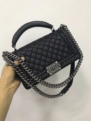 Chanel 30 cm Lé Boy Bag for Sale in Portland, OR