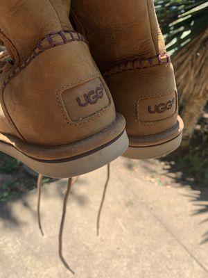 UGG boots size 7 barely worn! for Sale in Portland, OR