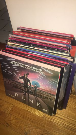 49 laserdisc movies for Sale in Johnston, RI