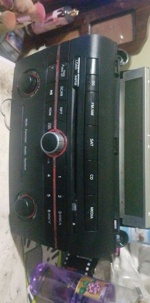 Mazda3 stock stereo system for Sale in Des Moines, IA