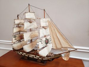 Handcrafted model sailing ship for Sale in Issaquah, WA
