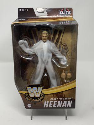 "Bobby ""The Brain"" Heenan WWE Legends Elite Series 7 (Brand New) for Sale in Washington, DC"