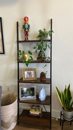 Ladder style shelving unit for Sale in San Diego, CA