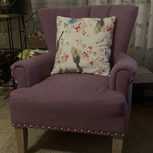 Purple Sofa Chair for Sale in Lynwood, CA