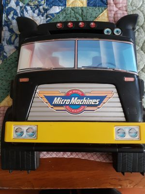 Micro machines/ road Champs for Sale in Middleborough, MA