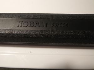 Kobalt 1/2 inch drive torque wrench for Sale in Columbus, OH