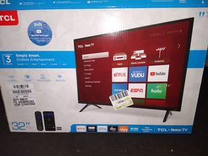 TCL Roku Smart TV 32 for Sale in Santa Ana, CA