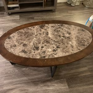 Coffee Table And End Table for Sale in San Diego, CA