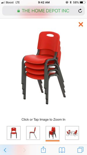 Lifetimes kids chairs for Sale in West Valley City, UT