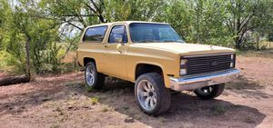 85 k5 blazer for Sale in Queen Creek, AZ