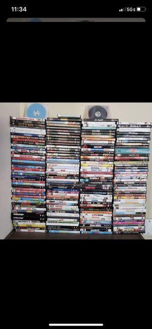 Huge lot of DVDs!!! Over 180 total DVDs. for Sale in Phoenix, AZ