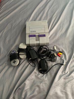 Super Nintendo for Sale in Landover, MD