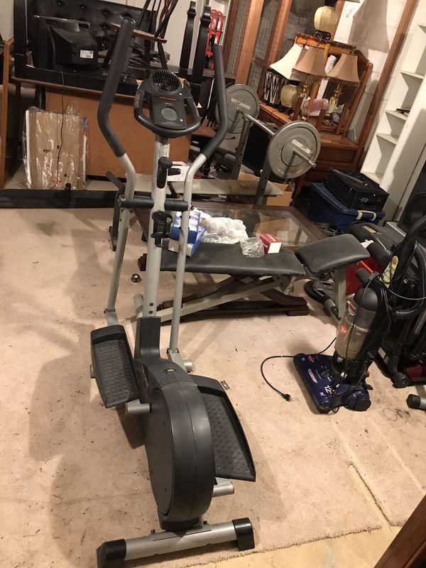 Leg work out machine