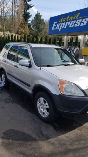 Honda CRV SE EX 2002 for Sale in Seattle, WA