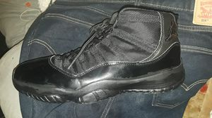 Jordan 11s all black for Sale in Bellingham, WA