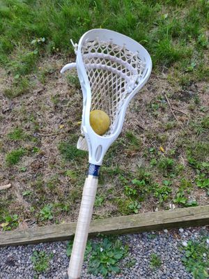 Warrior Warpath Lacrosse stick with ball for Sale in Ithaca, NY