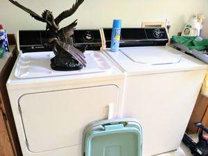 $25 ea Appliances: Washer Dryer 2 Door Fridge Microwave. Vintage: Lighting Copper Tray Wicker Chair Trunk Brass Bird Gold Frames Procelain More Below for Sale in Tacoma, WA
