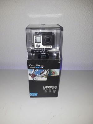 GoPro Hero 4 Black for Sale in Fremont, CA