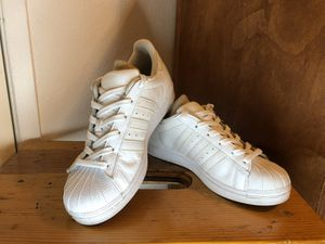 Adidas superstar shoes for Sale in Riverside, CA