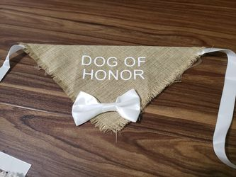 Dog of Honor Bandana for Sale in San Angelo,  TX